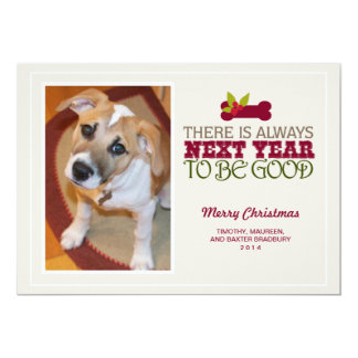 There is Always Next Year  | Holiday Photo Card
