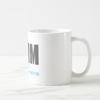 "There IS an ""I"" in Team After All - Humor Classic White Coffee Mug"