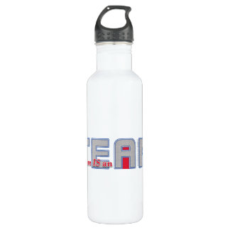 There Is An I In TEAM Stainless Steel Water Bottle