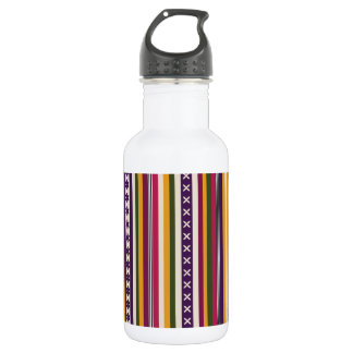 There is Enough for All Stainless Steel Water Bottle