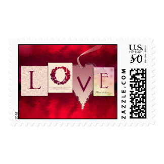 there is love postage