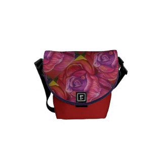 There is More Art Print Courier Bag