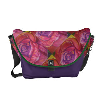 """""""There is More"""" Art Print Messenger Bag"""