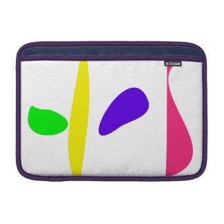 There Is No Accounting for Tastes MacBook Air Sleeve