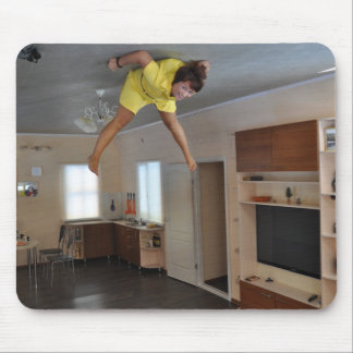There is no Gravity Mouse Pad