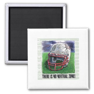 There is No Neutral Zone! Magnet