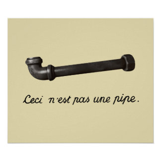 There is No Pipe Poster