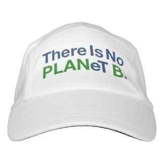 There is No PLANeT B. Headsweats Hat