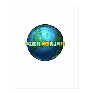 There is no Planet B Postcard