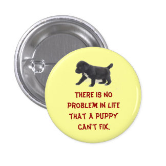 There is No Problem In Life... Button