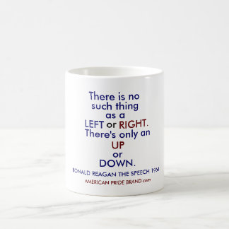 There is no, such thing, as a, LEFT, RIGHT., Th... Coffee Mug