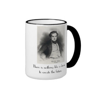 There is nothing like a dream ringer coffee mug