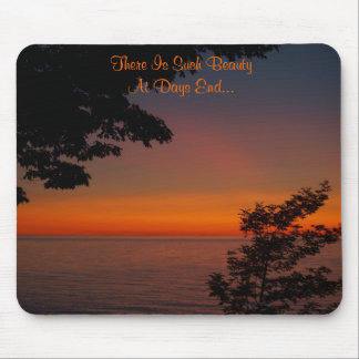 There Is Such BeautyAt Days ... Mouse Pad