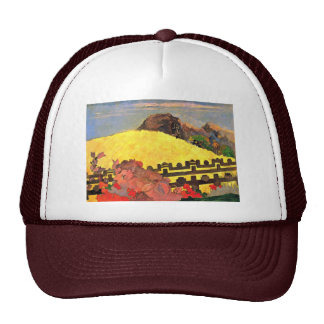 There Is The Temple (Parahi Te Marae) By Paul Trucker Hat