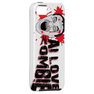 There Love zombie Marry-Maté iPhone SE/5/5s Case
