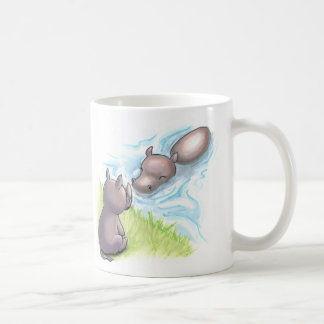 There's a New Rhino in Town New Friends Mug