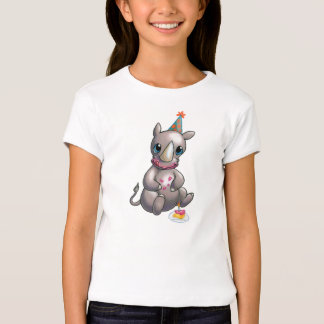There's a New Rhino in Town Party Time T-Shirt