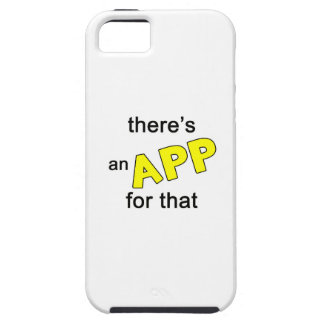There s an App for that iPhone 5/5S Covers