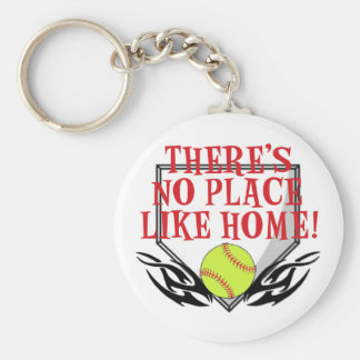 There s No Place Like Home Keychain