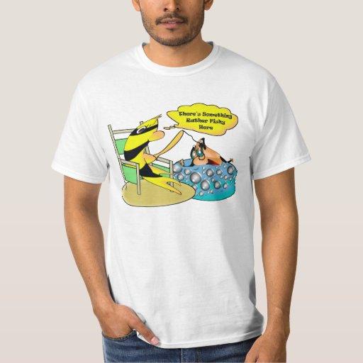 There's Something Rather Fishy Here Shirt