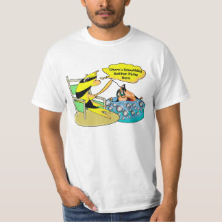 There's Something Rather Fishy Here T-Shirt