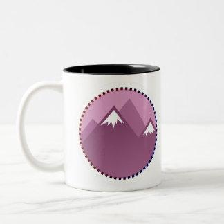 there sierra Two-Tone coffee mug