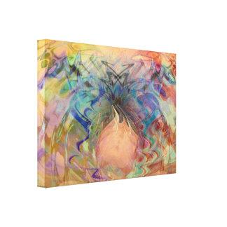 There Sleeps Titania Canvas Print