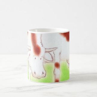 There vache qui mange:)! coffee mug