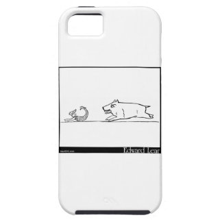There was a Young Lady of Clare iPhone SE/5/5s Case