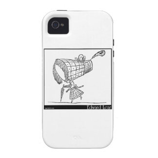 There was a Young Lady of Dorking iPhone 4/4S Cases