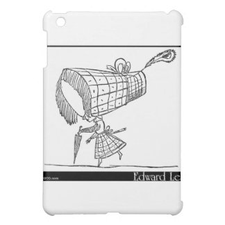 There was a Young Lady of Dorking iPad Mini Cover