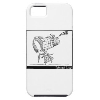 There was a Young Lady of Dorking iPhone SE/5/5s Case