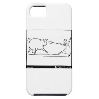 There was a Young Lady of Hull iPhone SE/5/5s Case