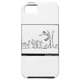 There was a Young Lady of Lucca iPhone 5 Case