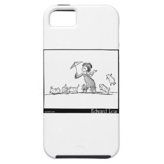 There was a Young Lady of Ryde iPhone SE/5/5s Case