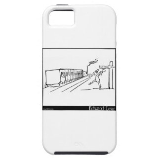 There was a Young Lady of Sweden iPhone SE/5/5s Case