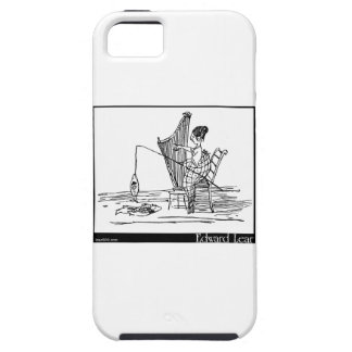 There was a Young Lady of Welling iPhone SE/5/5s Case