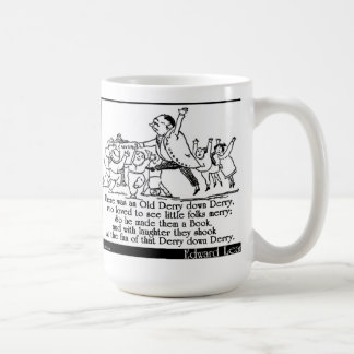 There was an Old Derry down Derry Coffee Mug