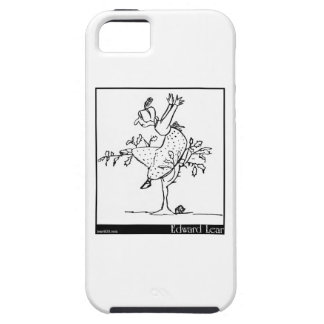 There was an Old Lady whose folly iPhone SE/5/5s Case