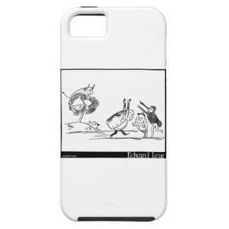 There was an Old Man of Aôsta iPhone SE/5/5s Case