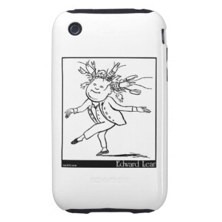There was an old man of Blackheath Tough iPhone 3 Cases