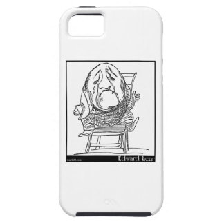 There was an Old Man of Cape Horn iPhone SE/5/5s Case