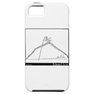 There was an Old Man of Coblenz iPhone SE/5/5s Case