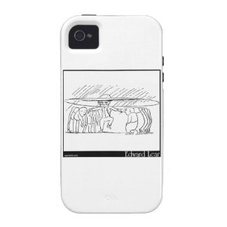 There was an old man of Dee-side Case-Mate iPhone 4 Case