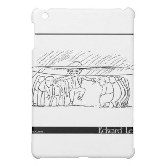 There was an old man of Dee-side iPad Mini Cases