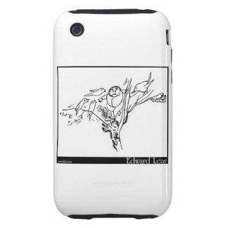 There was an Old Man of Dundee iPhone 3 Tough Cases