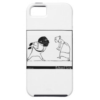 There was an Old Man of Jamaica iPhone SE/5/5s Case