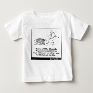 There was an Old Man of Kamschatka Baby T-Shirt