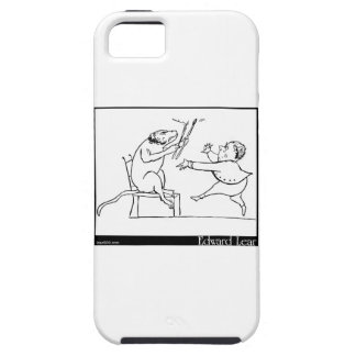 There was an Old Man of the Cape iPhone SE/5/5s Case