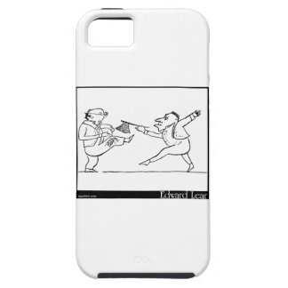 There was an Old Man of the Dee iPhone 5 Cases